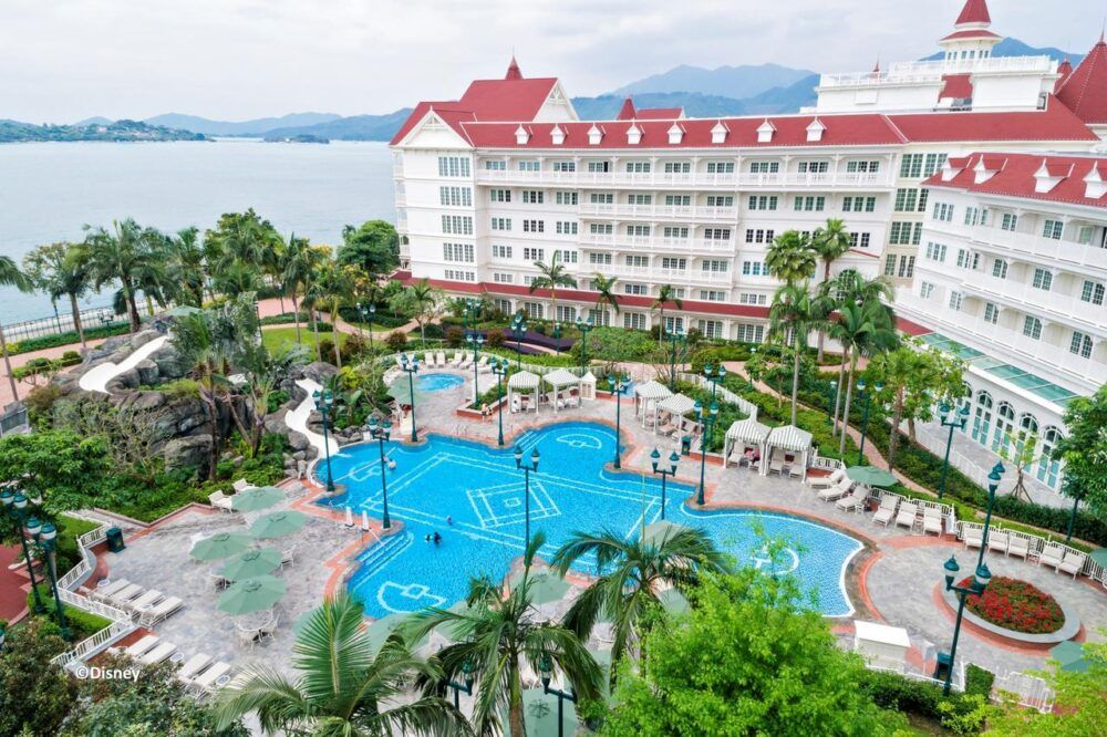 Hôtel Disneyland de Hong Kong : Le meilleur pour Hong Kong Disneyland