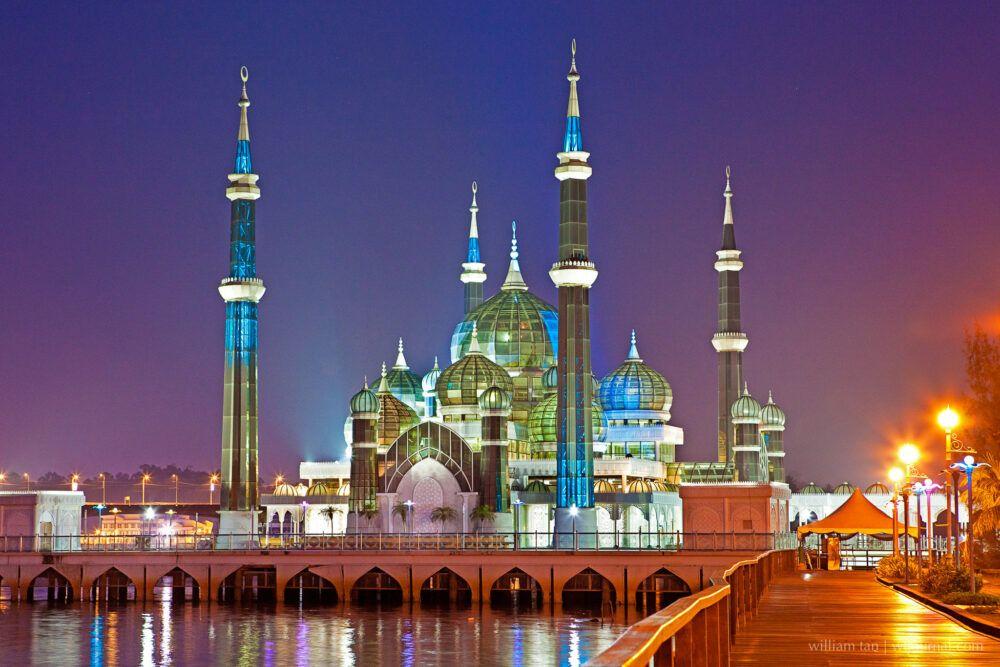 Histoire de la Mosquée de cristal