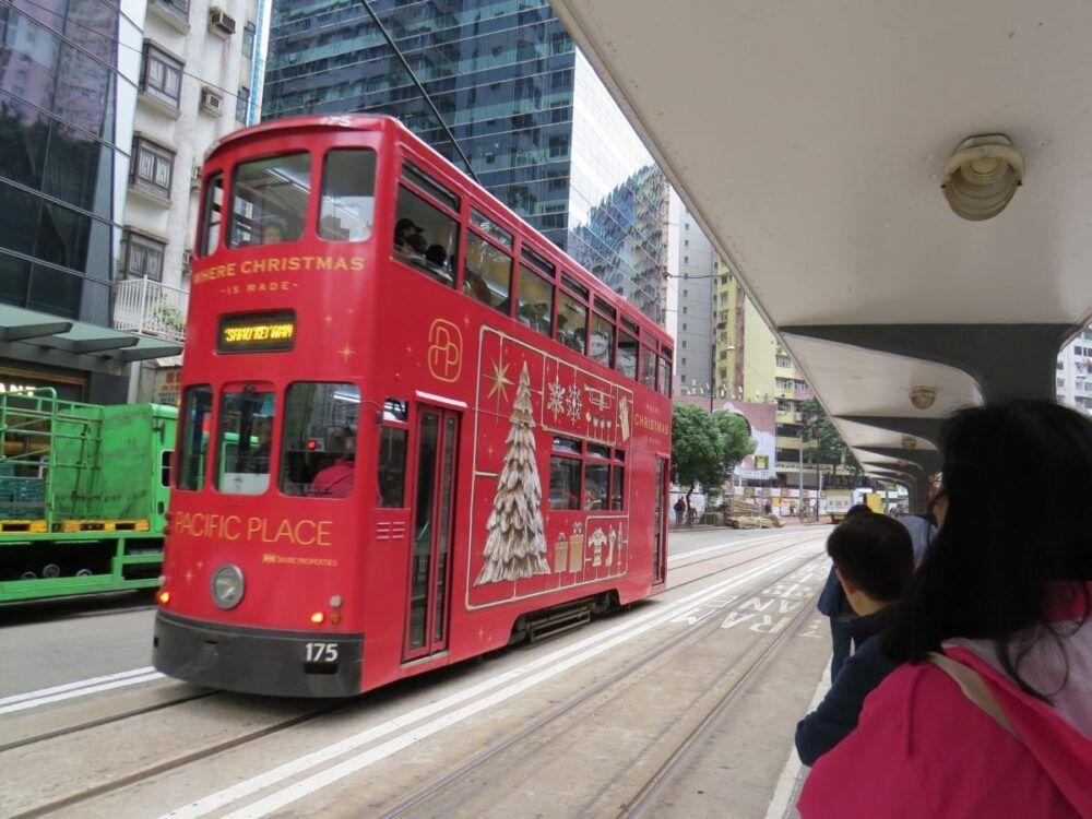 Histoire du tramway de Hong Kong