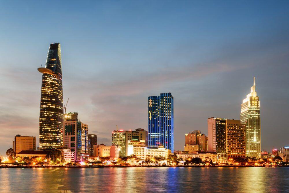 Ho Chi Minh Ville à Hanoï