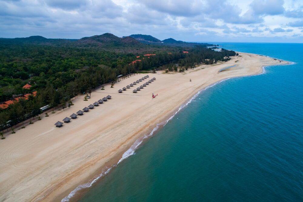 Ho Coc Beach, Vung Tau