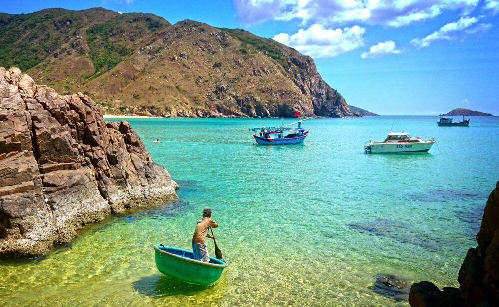Ky Co Beach, Quy Nhon