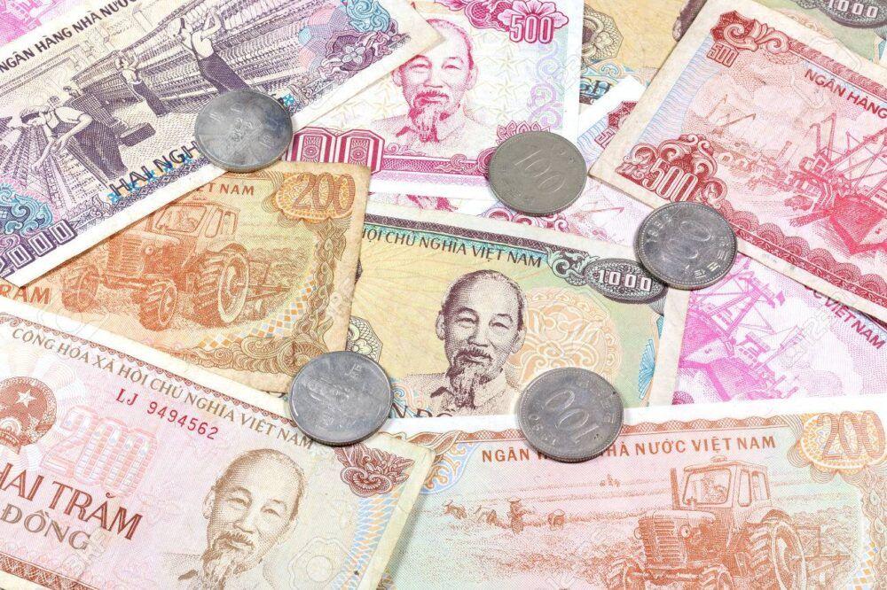 L'argent au Vietnam