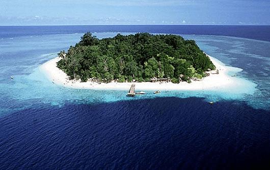 L'île de Sipadan