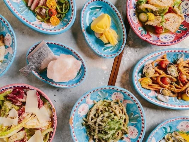 La nourriture vietnamienne à Kowloon City