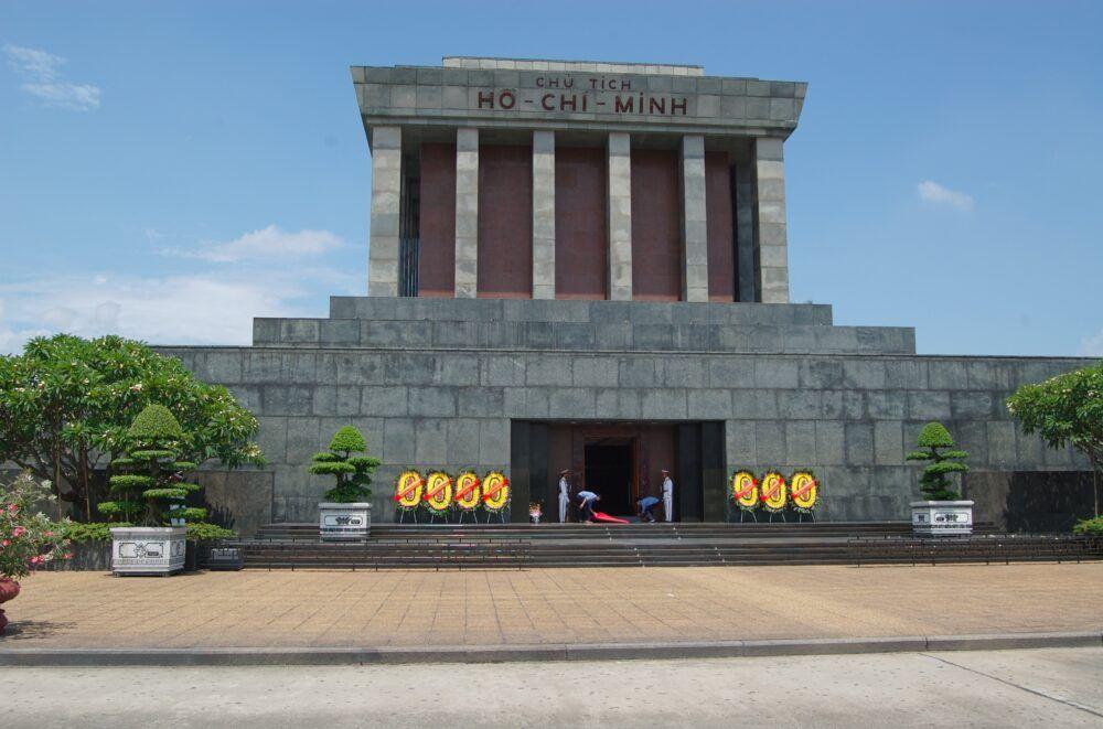 Le mausolée d'Ho Chi Minh n'était pas ce que Ho Chi Minh voulait 2
