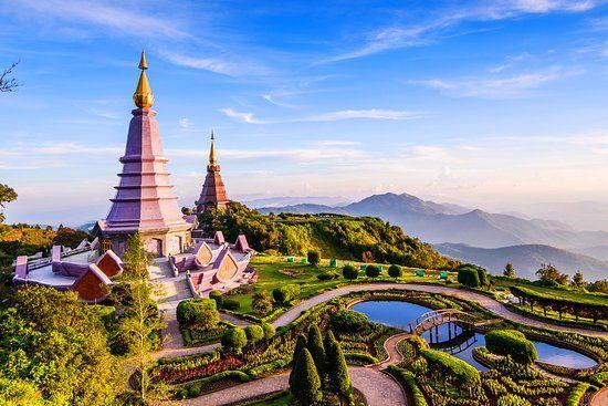 Le parc national de Doi Inthanon en un coup d'œil