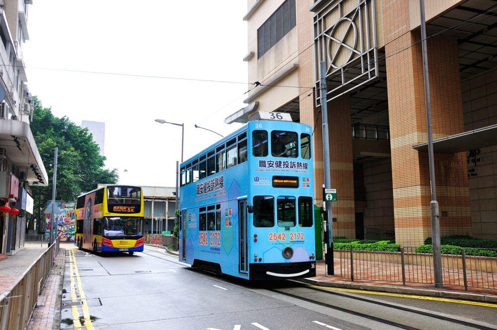 Bon marché, pittoresque, spectaculaire : pourquoi les tramways de Hong Kong sont un rêve de voyageur 3