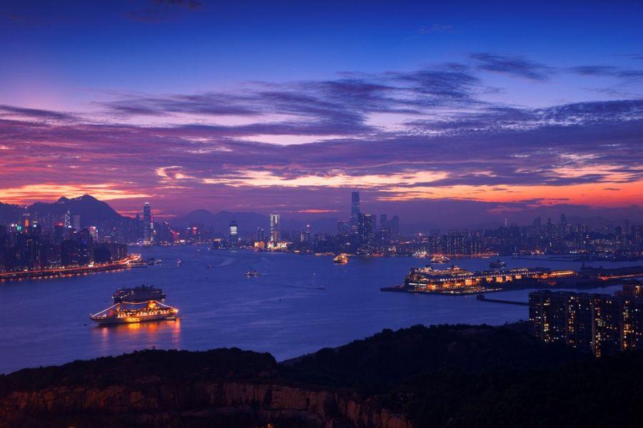 Le temps à Hong Kong en novembre