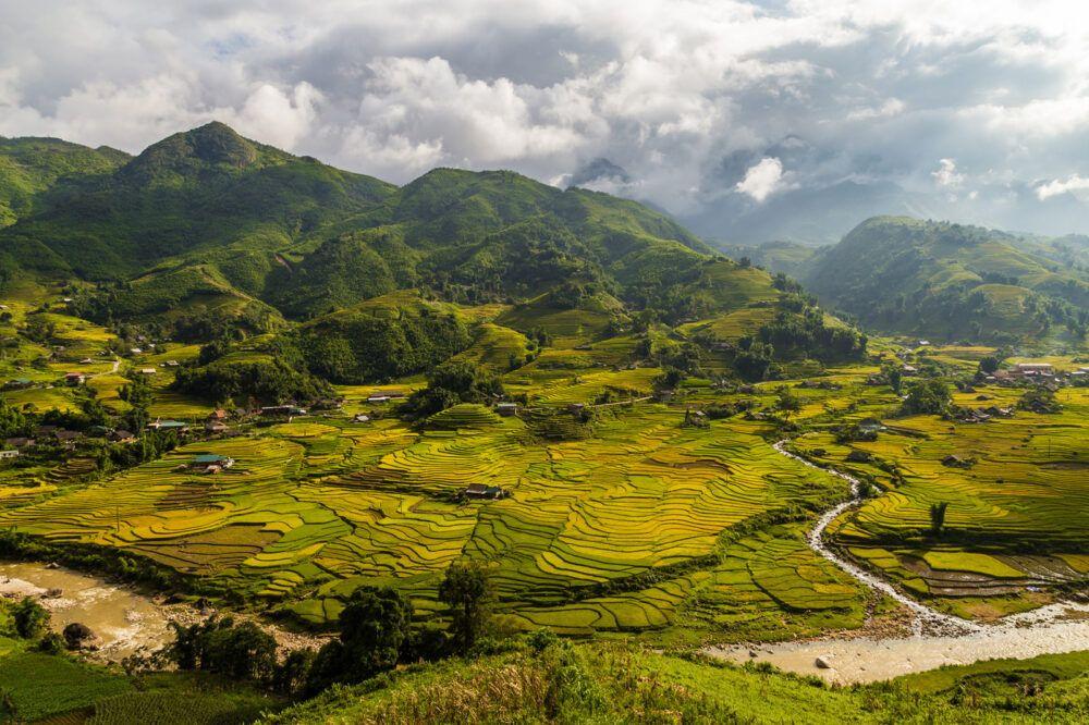 Le temps au Vietnam