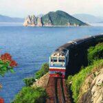 Le train-couchettes Livitrans de Hanoi à Hue au Vietnam