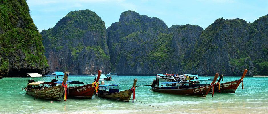 Les îles thaïlandaises