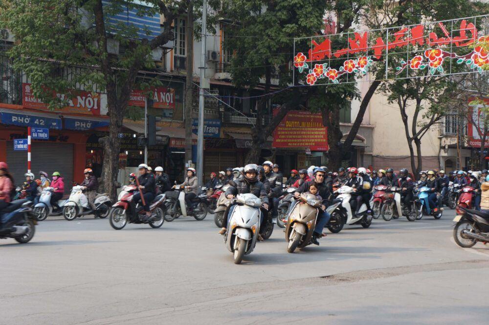 Les arnaques à la location de motos au Vietnam
