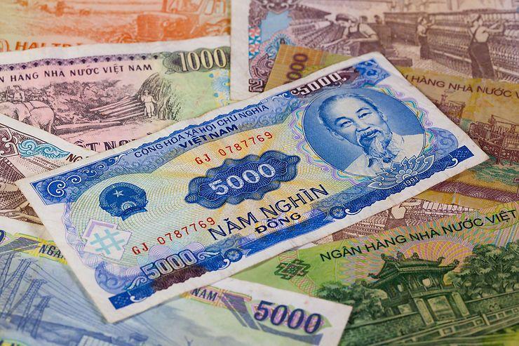 Les distributeurs automatiques de billets au Vietnam