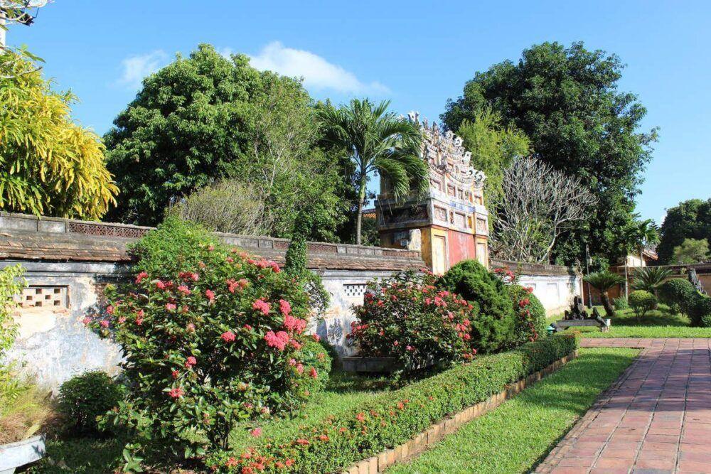 Les maisons de jardin de Hue