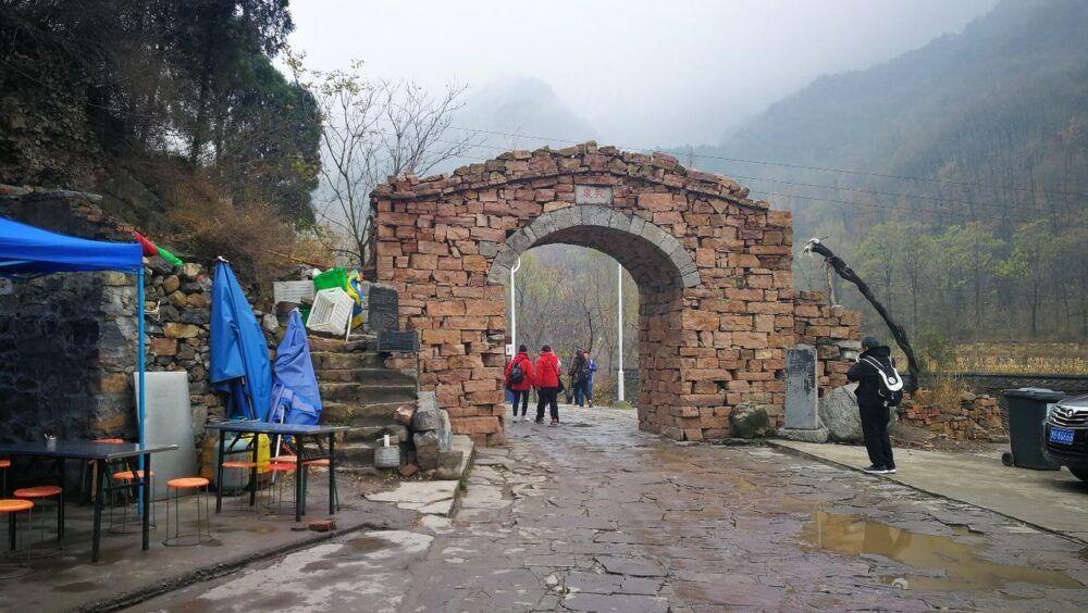 Les tunnels de montagne de Guoliang et de Xiyagou (Chine)