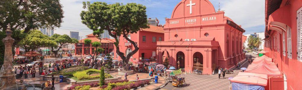 Malacca, Malaisie Guide de voyage