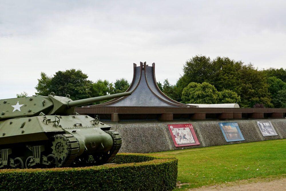 Musée des restes de guerre