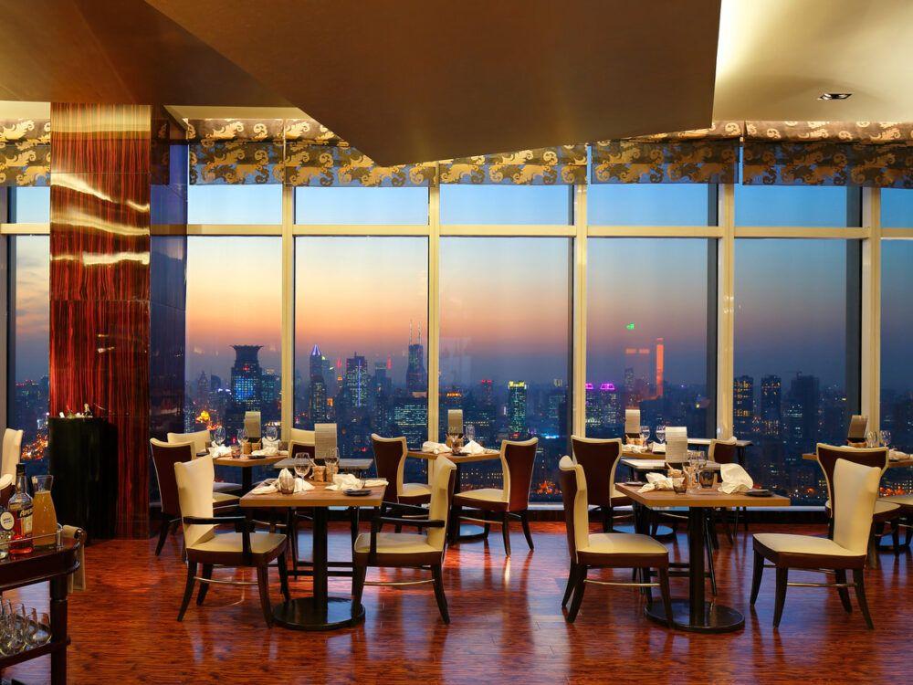 Nadaman à l'hôtel Shangri-La, Pudong