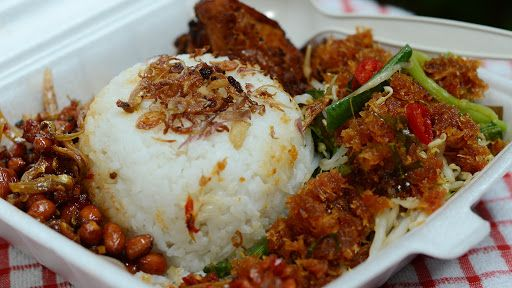 Nasi Gila - Go Nuts Over Jakarta's