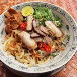 Les fameuses nouilles Cao Lao de Hoi An
