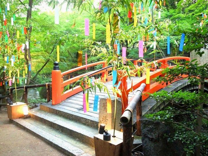 Où célébrer Tanabata au Japon