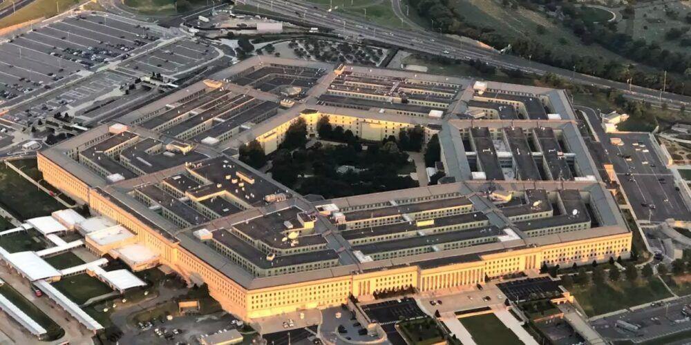 Où dans le faux Pentagone chinois ?