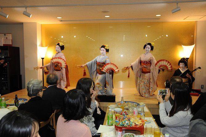 Comment voir un spectacle de la Maiko à Kyoto 8