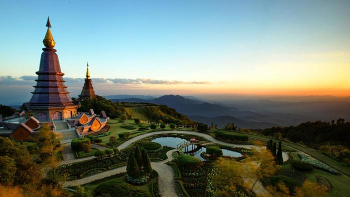 Parc national du Doi Inthanon