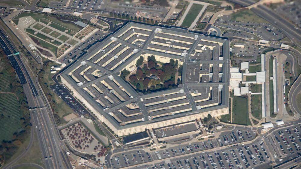 Pentagone chinois