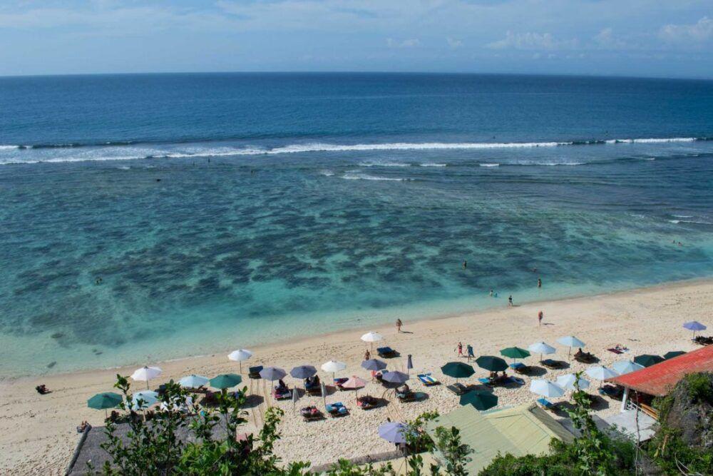 Plages du sud de Bali