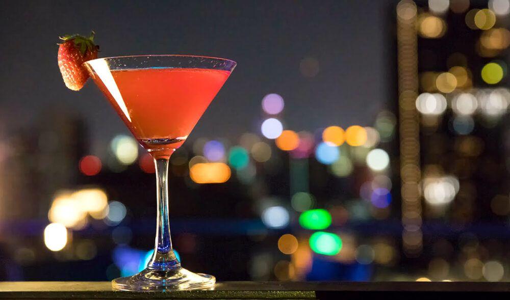 Prenez un cocktail au Glam