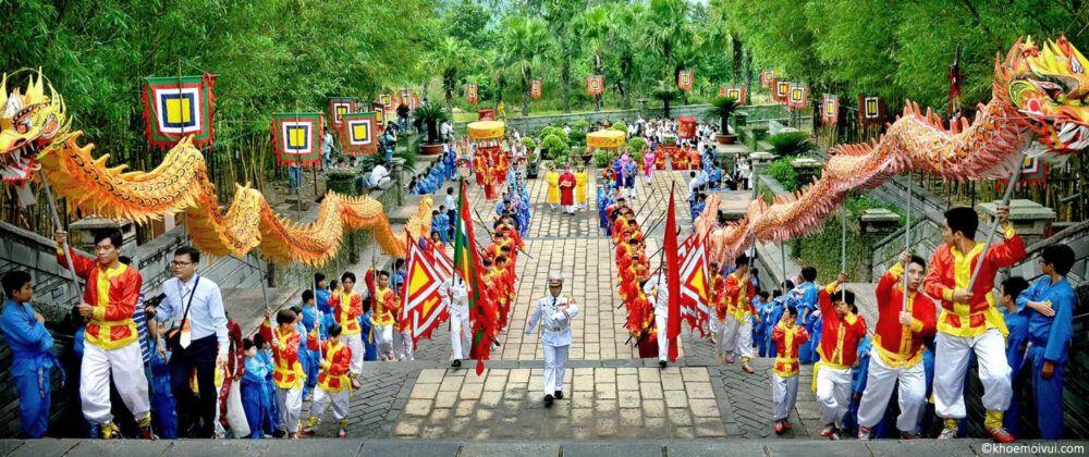 Principaux événements et festivals au Vietnam