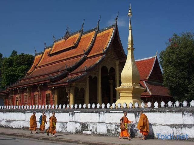 Quel est le meilleur moment pour se rendre à Luang Prabang ?