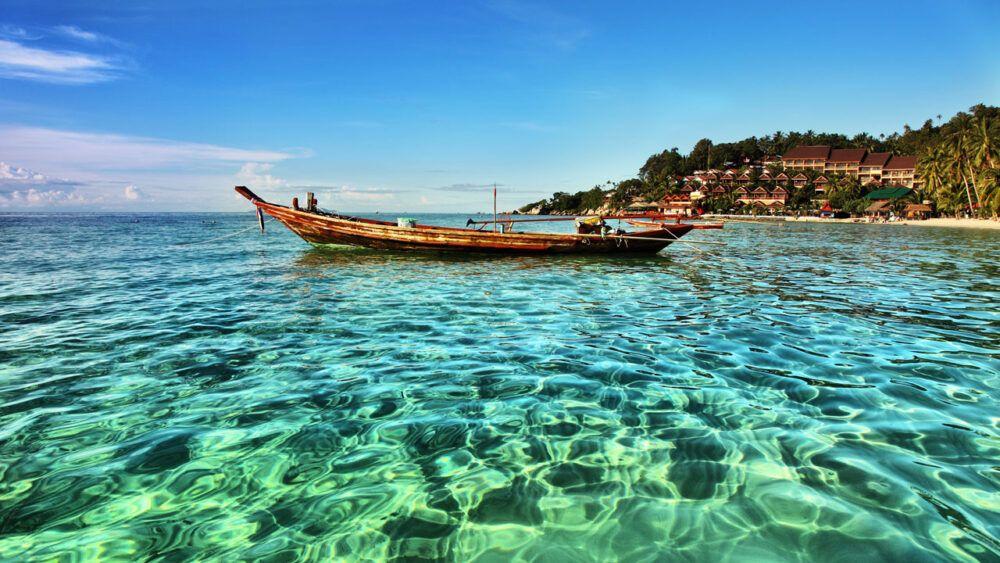 Quel est le moyen le plus rapide de se rendre de Chiang Mai à Koh Phangan ?