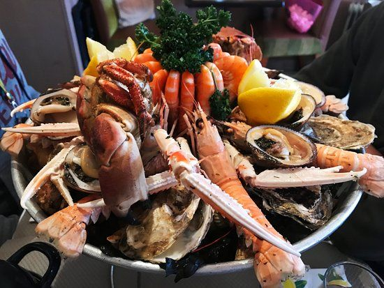 Restaurants de fruits de mer