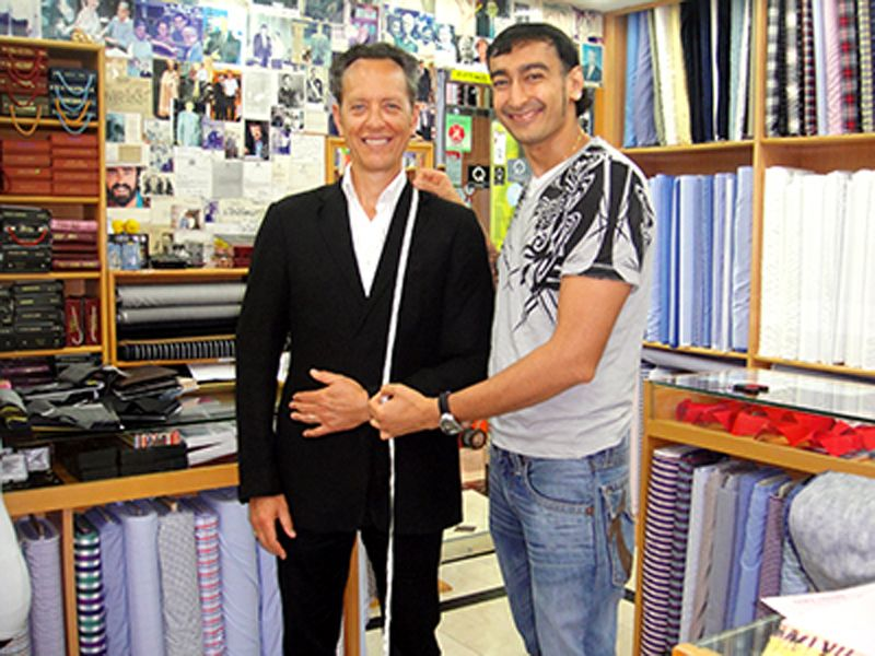 Sam the Tailor, A.K.A. Sam's