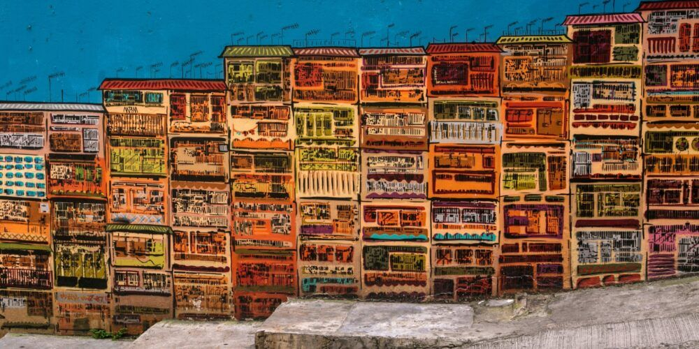 See the Iconic Goods of Desire and Graham Street Mural