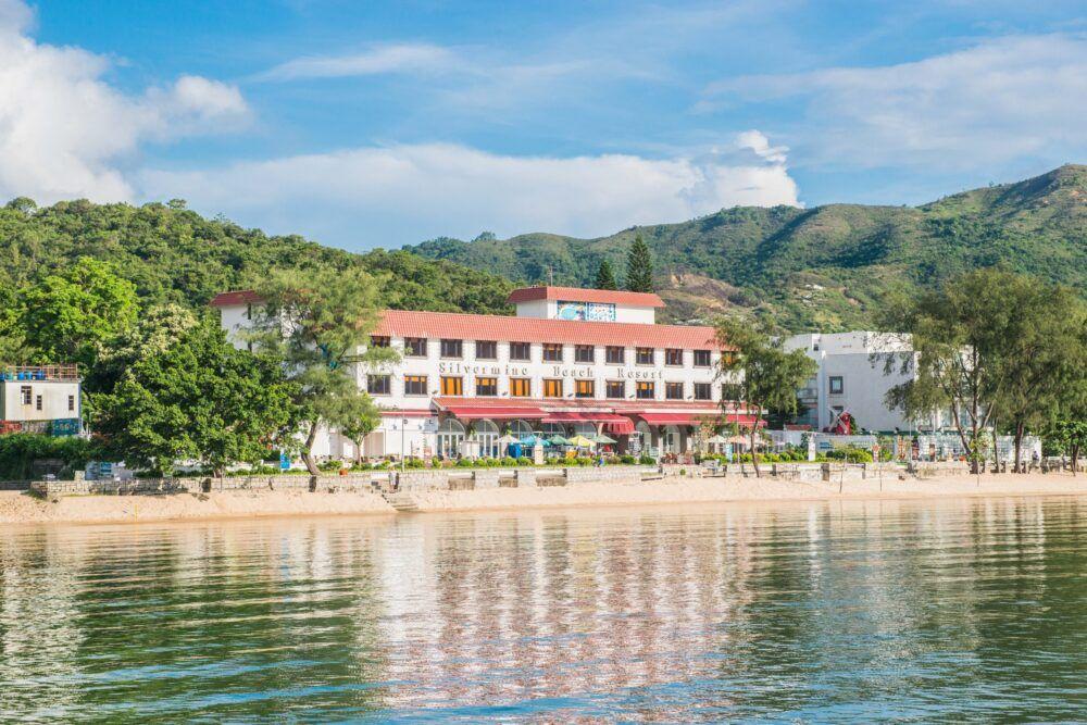 Silvermine Beach Resort : Le meilleur pour un Beach Break