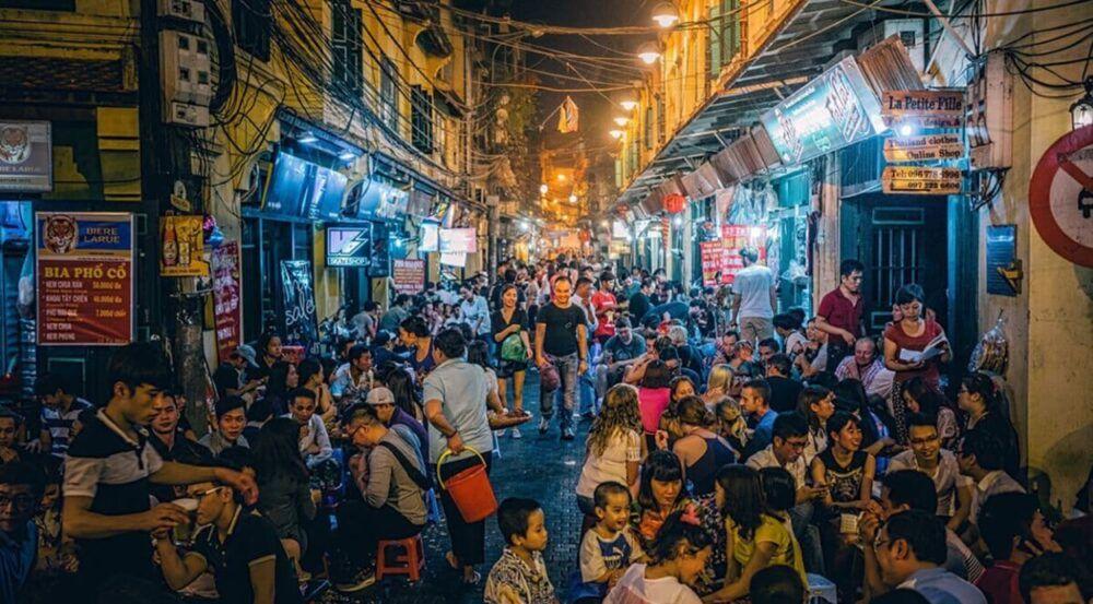 Sortir de Hanoi