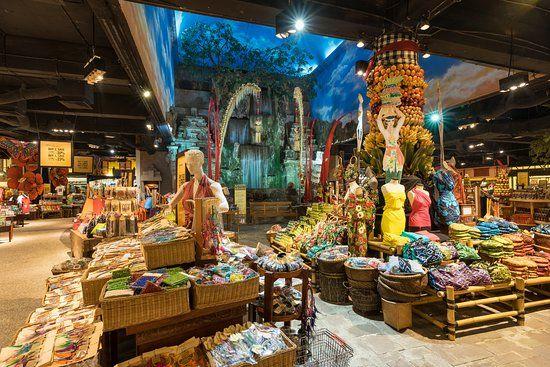 Achetez près de la plage dans ces centres commerciaux du sud de Bali, en Indonésie 3