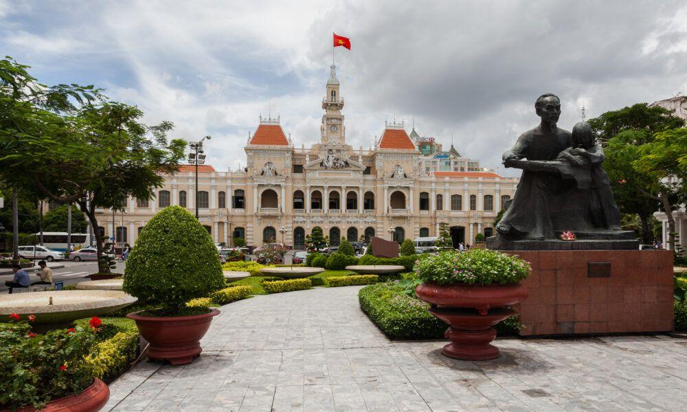 Tet à Ho Chi Minh Ville (Saigon)