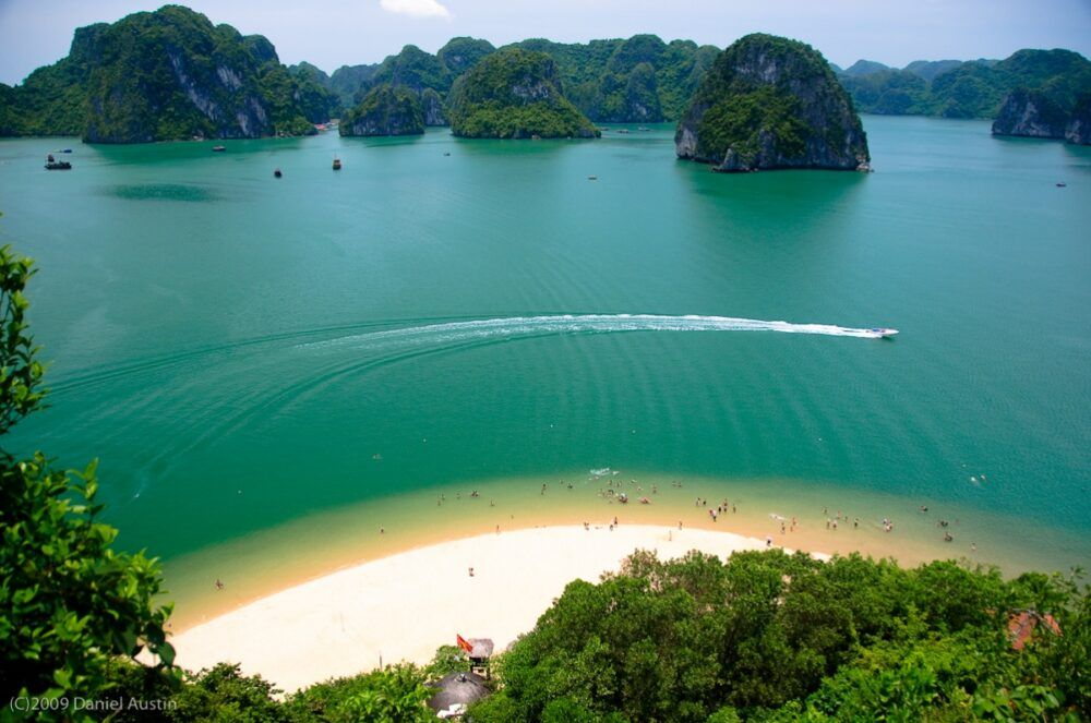 Ti Top Island & Beach, Ha Long Bay