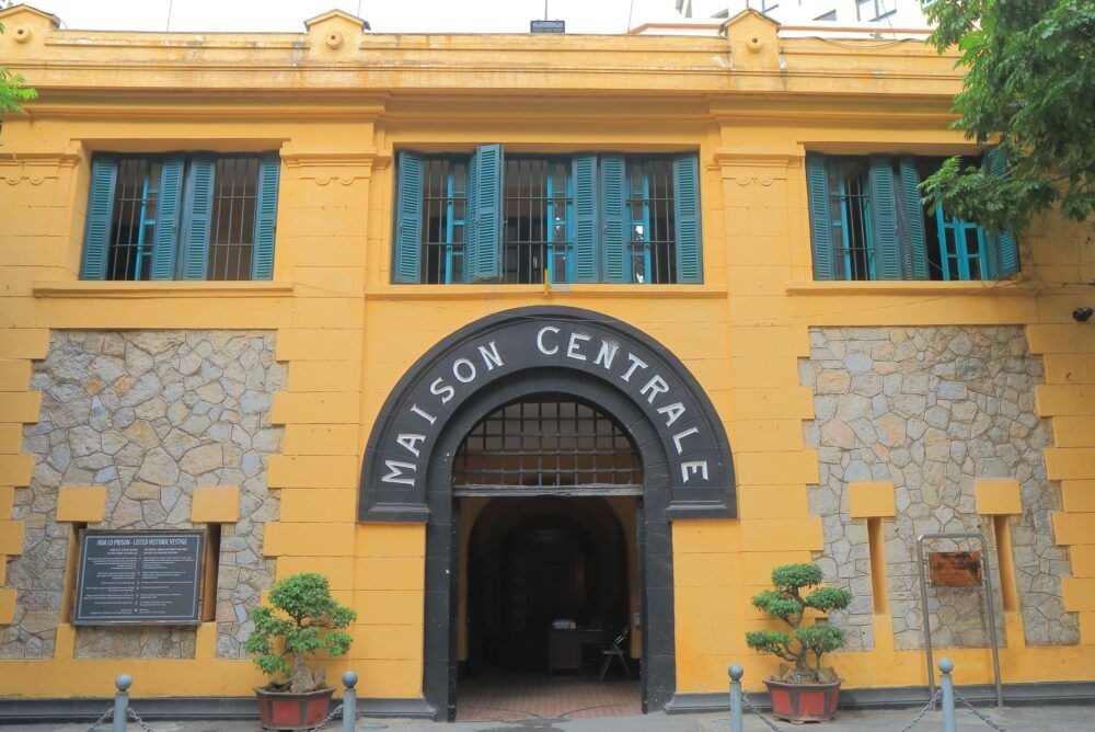 Tour de la prison de Hoa Lo, le