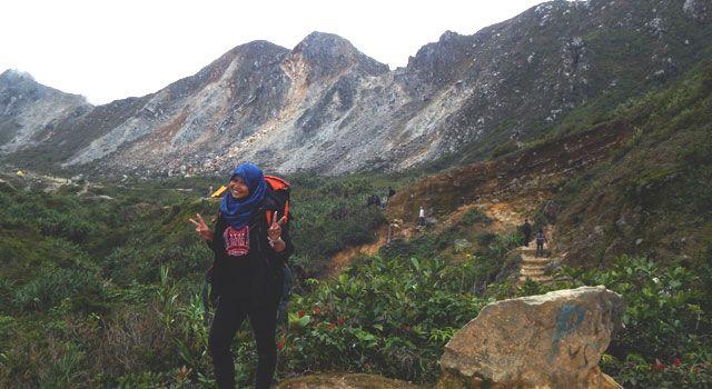 Trekking Gunung Sibayak