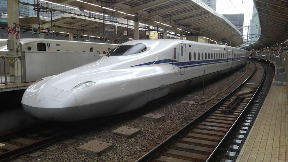 Un guide succinct des trains à grande vitesse japonais (Shinkansen) 1