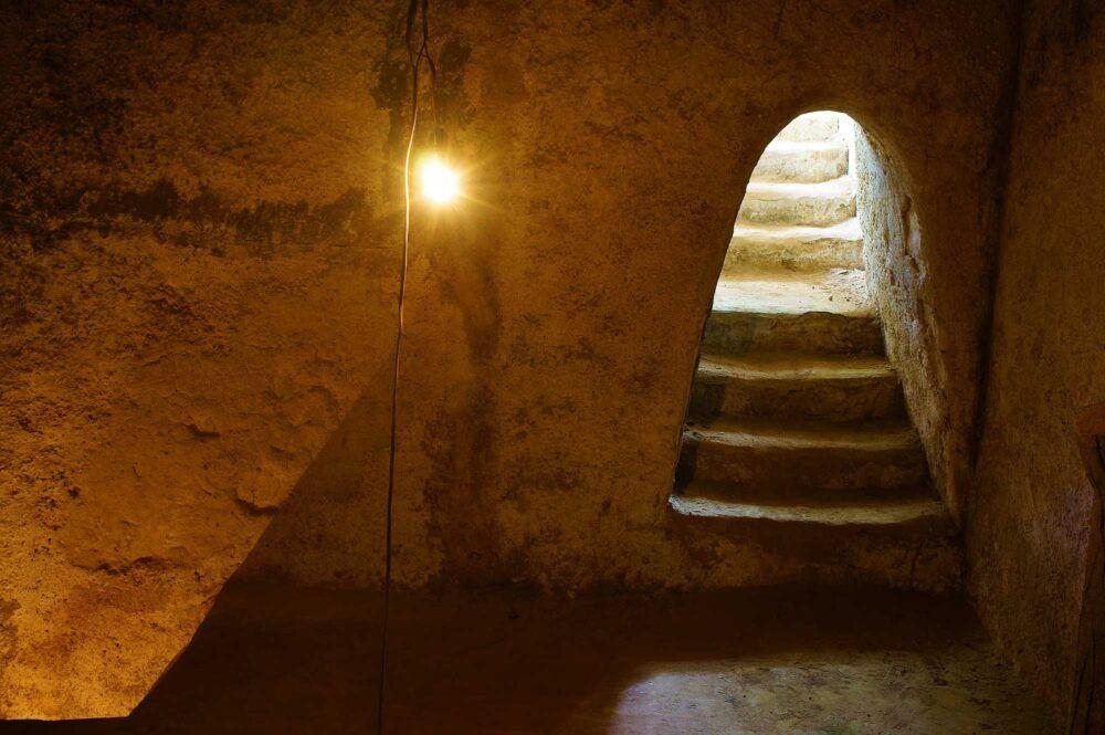 Tunnels de Cu Chi - un bref historique