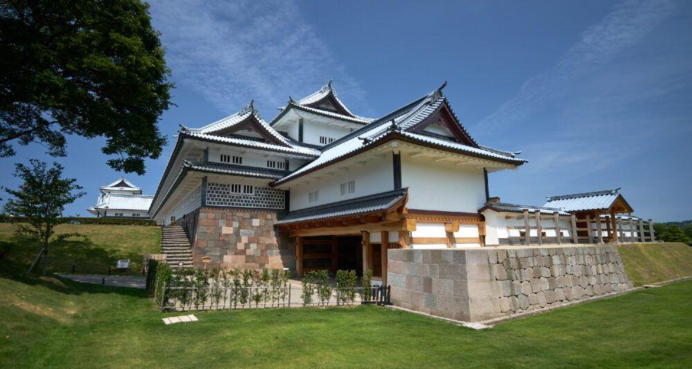 Visite du château de Kanazawa