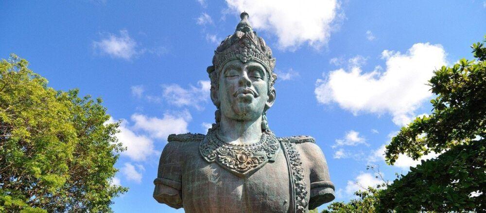 Visite du parc culturel Garuda Wisnu Kencana