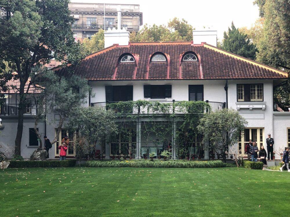 Visiter la maison de Soong Ching-Ling